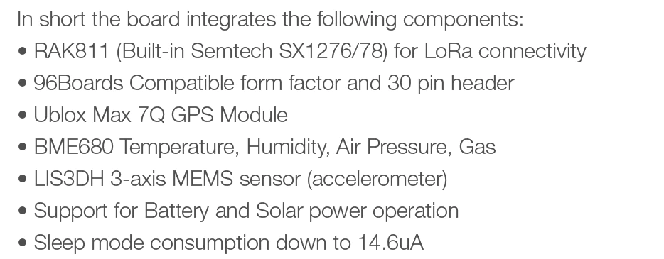 RAK5205 Power consumption too high - LoRa/LoRaWAN