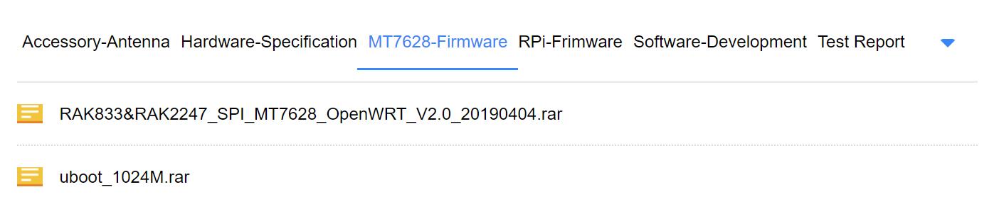 Mt7628 Openwrt